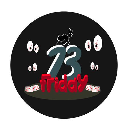 friday 13th: terrible Friday 13 design
