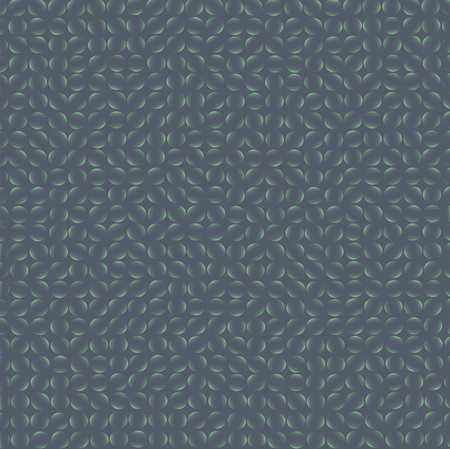Seamless pattern background with transparent bubbles - vector illustration