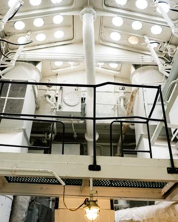 inside of an icebreaker