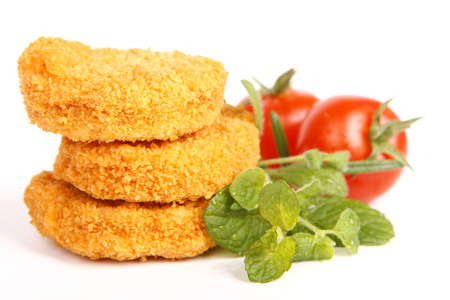 chicken nuggets: Nuggets