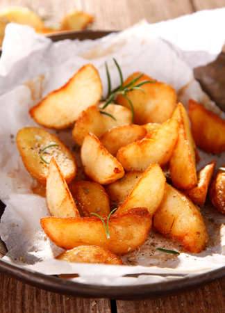 baked: Baked poatoes