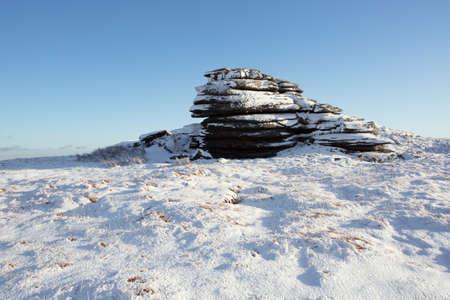 devon: High Willhays Dartmoor Devon Uk