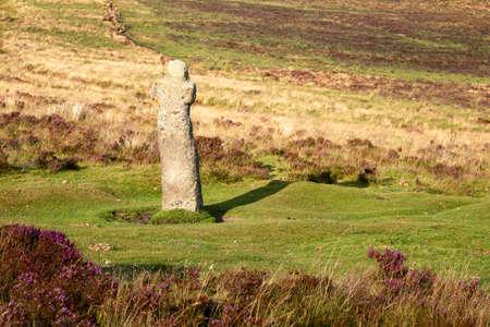 devon: Bennetts Cross Dartmoor Devon Uk