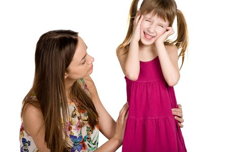 problemas familiares: problemas familiares. los ni�os no obedecen a sus padres