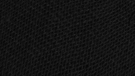 Atmospheric texture of natural linen sackcloth close up texture
