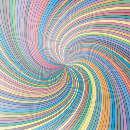 Swirling radial background Helix rotation rays Helix pattern Sun light beams Archivio Fotografico