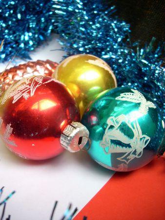 Christmas still life Stock Photo - 3667108
