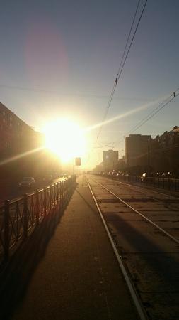 провода: Дневной в городе