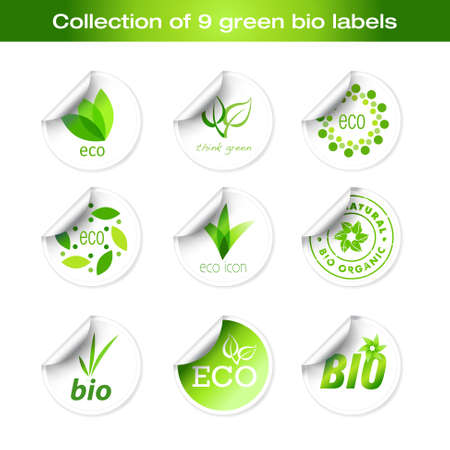Labels with ecology-related topics