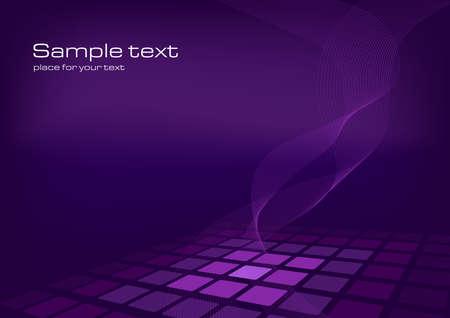 Violet fond abstrait Banque d'images - 36643063