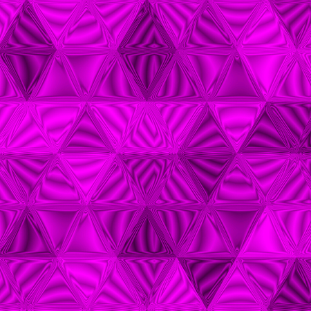 Abstract triangle purple neon gradient background