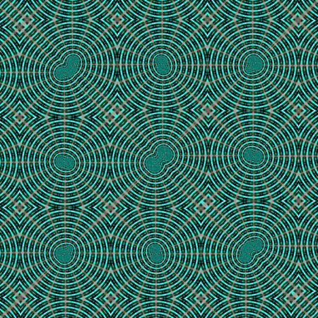 Continuous Pattern Background For Carpets Tapestries Fabric
