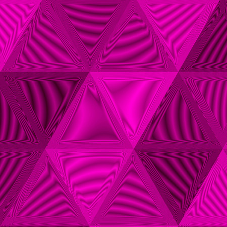 triangle polygonal purple geometrical mosaic gradient background for wallpaper or textile
