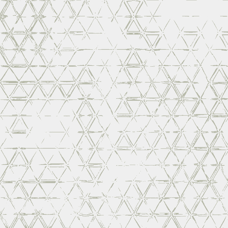 Computer generated abstract triangle white background for fabric or wallpaper