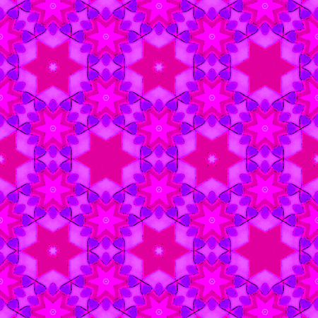 pink and violet bright continuous pattern Imagens