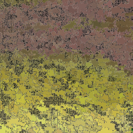 yellow and brown gradient grainy background