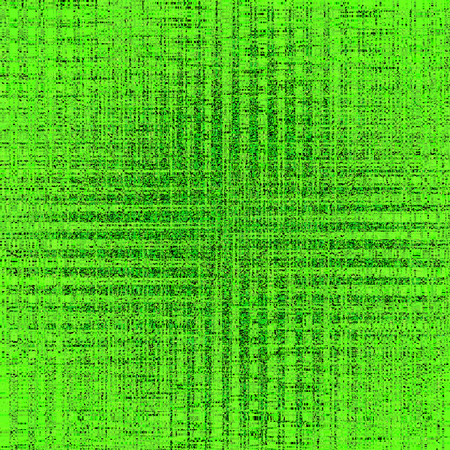 Modern abstract green mosaic banner. Abstract pattern texture.