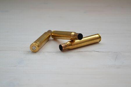 Capsular part of the combat cartridge, large bullet Zdjęcie Seryjne