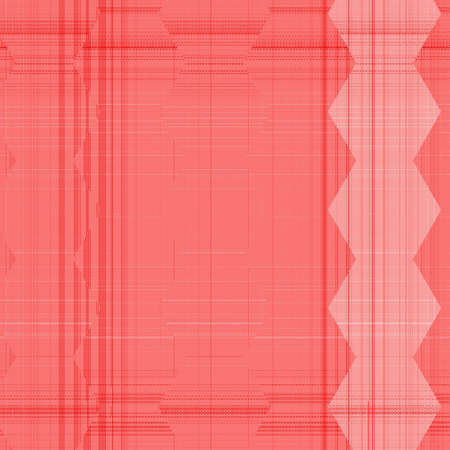honeycomb abstract background in coral color, decorative geometric texture