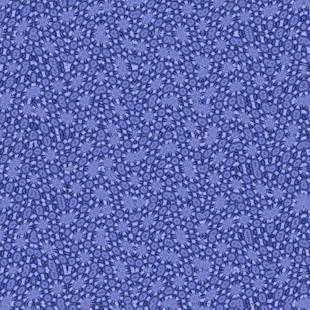 Style winter pattern. Blue silver colors Illustration for background texture
