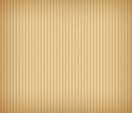 bruin karton textuur achtergrond Stock Illustratie