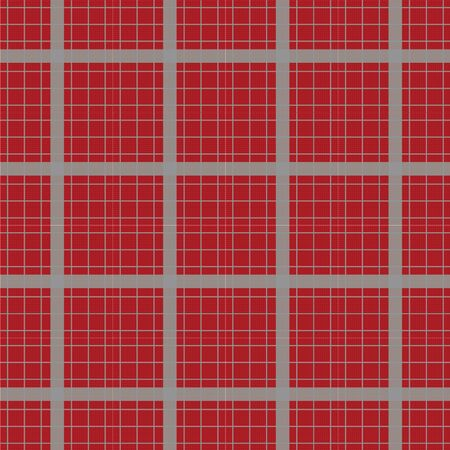 plaid pattern: red and green christmas plaid pattern vector