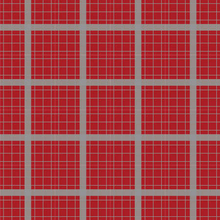 christmas plaid: red and green christmas plaid pattern vector