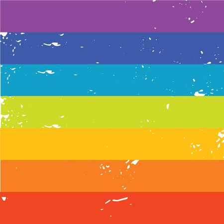rainbow background: grunge rainbow background vector Illustration