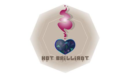 hot brilliant Zdjęcie Seryjne - 68634791