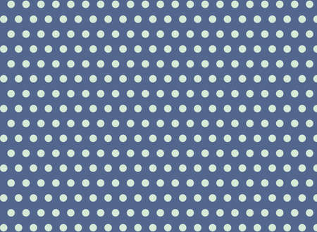 symmetrical: Blue dots on a blue background abstract pattern Pop art style Dots background Symmetrical dots background Illustration