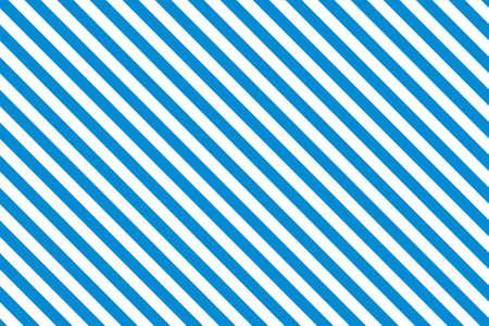白地にブルーのストライプ。斜線パターン青斜線背景をストライプ冬やクリスマスのテーマ