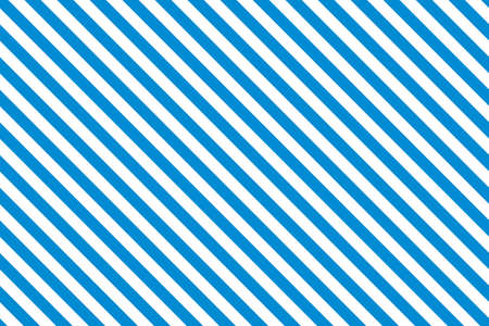 Blue stripes on white background. Striped diagonal pattern Blue diagonal lines background, Winter or Christmas theme Ilustrace