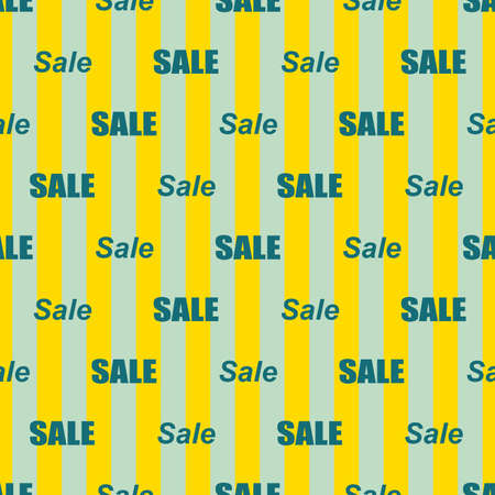 Sale simple background. Illustration