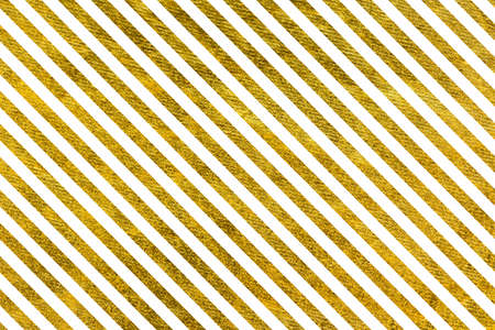 Slanted Golden lines The Theme of love and Valentines Day Idea for greeting card Rectangular orientation. Diagonal stripes of gold