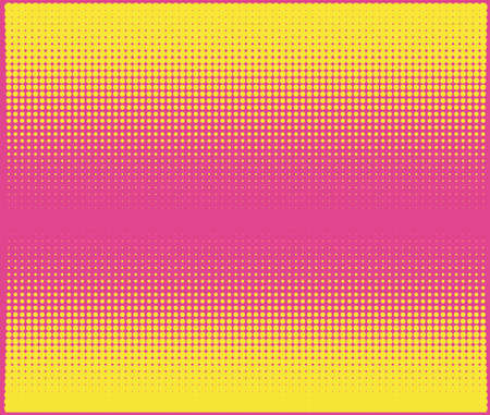 rounds: Halftone background. Comic dotted pattern. Pop art retro style. Backdrop with circles, rounds, dots, design element for web banners, posters, cards, wallpapers. Colorful Vector illustration