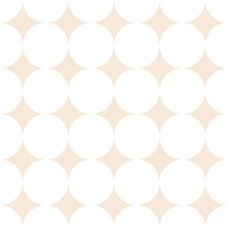 Polka dot seamless pattern. Dotted background with circles for printing on fabric, Wallpaper, textile design covers. Vector illustration 矢量图像