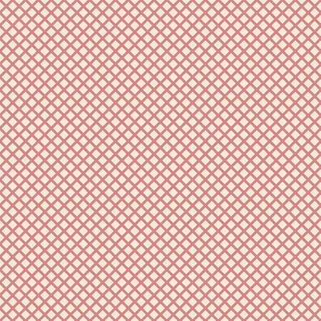 grille: Pattern with the mesh, grid. Seamless vector background. Abstract geometric texture. Rhombuses wallpaper. Diamonds motif Digital paper for page fills, web designing, backdrops, backgrouns, cover