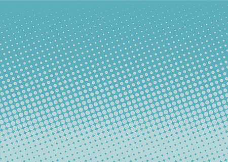 Halftone background. Comic dotted pattern. Pop art retro style. Backdrop with circles, rounds, dots, design element for web banners, posters, cards, wallpapers. Colorful Vector illustration
