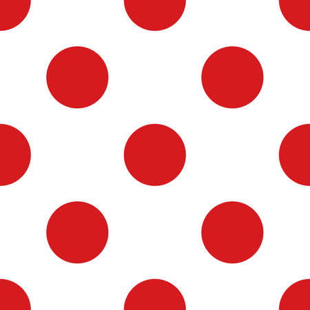 Polka dot pattern. Dotted with circles for printing on fabric, Wallpaper, textile design covers.