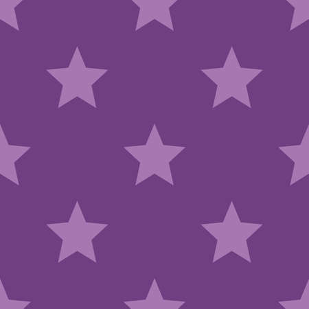 interior decoration: Pattern with stars. Seamless vector illustration. Retro, vintage background