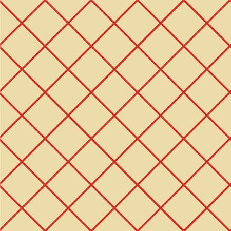 Pattern with the mesh and grid. Illustration