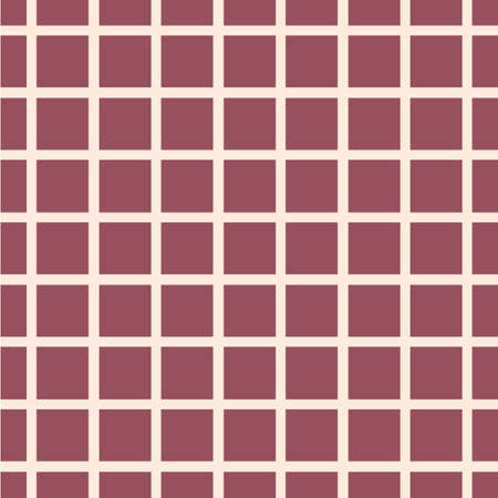 grille: Pattern with the mesh, grid. Seamless vector background. Illustration