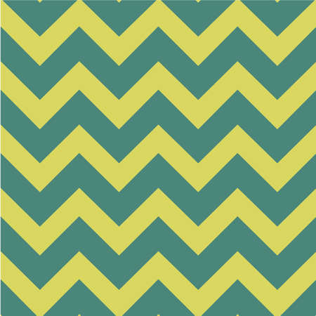 Chevron-patroon Geometrische motiefzigzag Stock Illustratie
