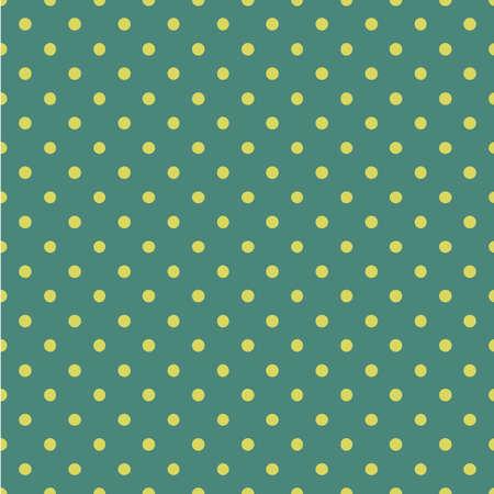 Polka dot pattern Illustration