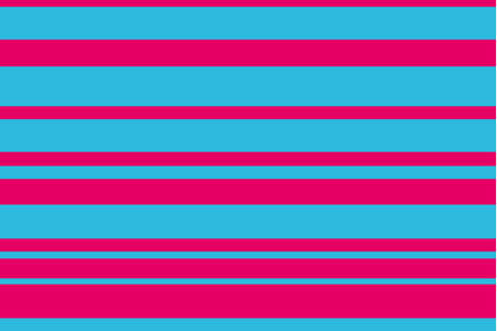 Pattern with blue and red violet horizontal stripes. Illustration