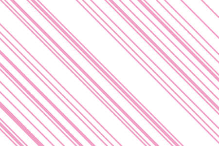 Striped diagonal background with slanted lines. Stripy backdrop for print on wrapping. Vector illustration