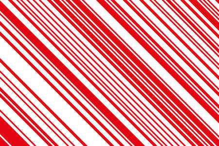 Christmas candle, lollipop pattern.