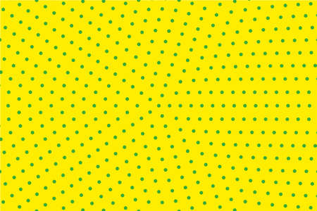 Comic pattern, Halftone background