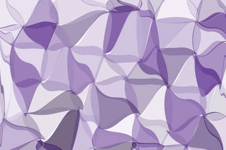 Light Ultra violet polygonal abstract background Low poly crystal pattern Design with triangle shapes Pattern suitable for backgrounds, Wallpaper, screen savers, covers, print, business cards, posters