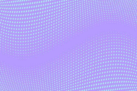Halftone background Digital gradient Abstract Dotted pattern with circles, dots, point small scale. Design element for web banners, posters, cards, wallpapers, sites, panels Ultra violet, purple color